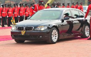Akufo-Addo to buy four new cars soon – Sam George alleges