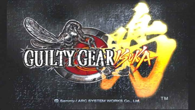 Download Guilty Gear Isuka PC Gameplay