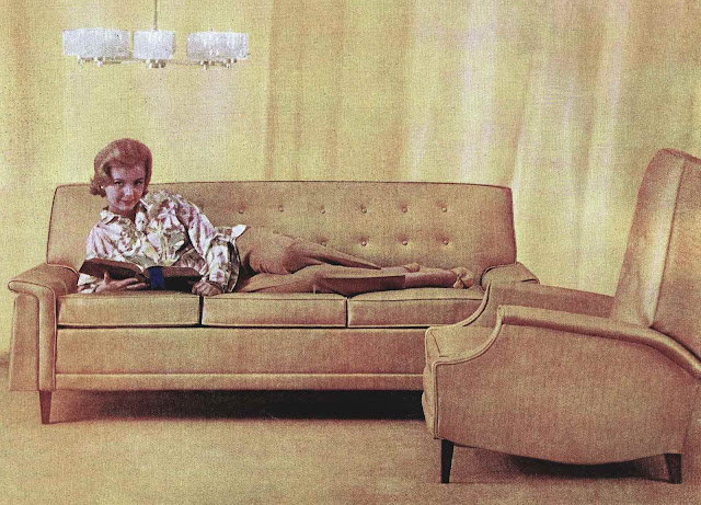 1964 synthetics: nylon, rayon, dacron, polyester, fiberglass