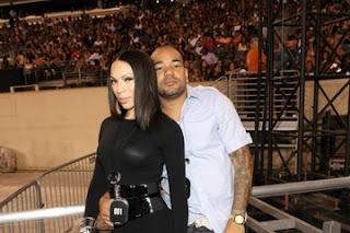 DJ Envy Wife Gia Casey