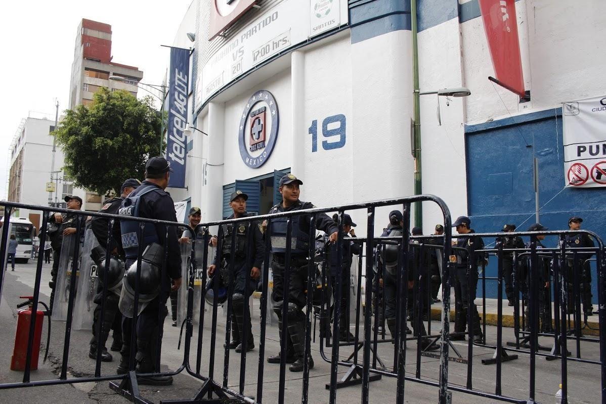 El partido Cruz Azul-Chivas será a las 17:00 horas de hoy.