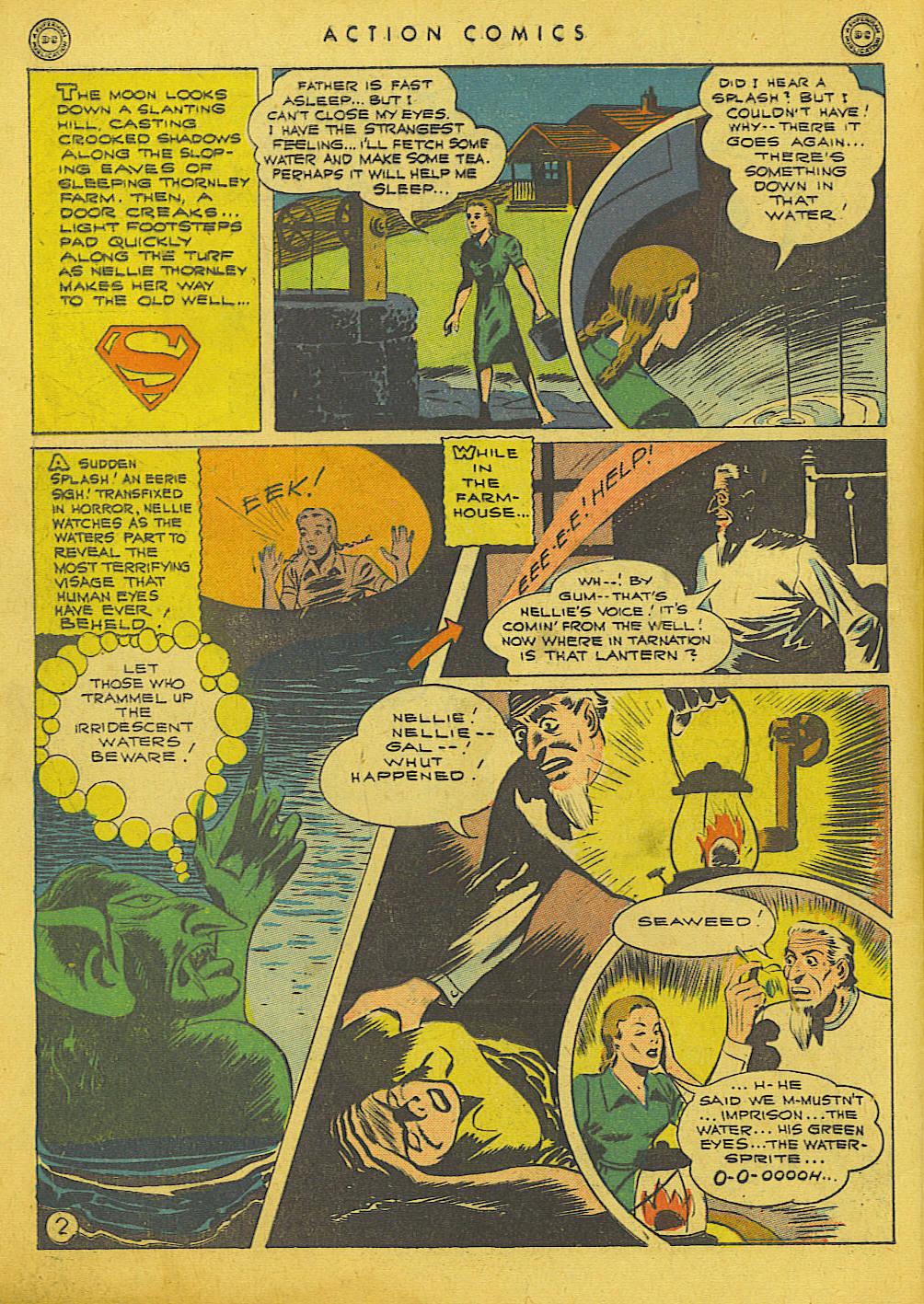 Action Comics (1938) 82 Page 3