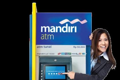 4 Cara Bayar PDAM / PAM Lewat ATM Bank Mandiri BNI Indomaret dan kartu Kredit