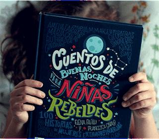 Cuentos-de-buenas-noches-para-niñas-rebeldes-español
