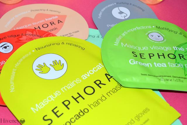 masques en tissu - beaute asiatique - masques beaute - sephora