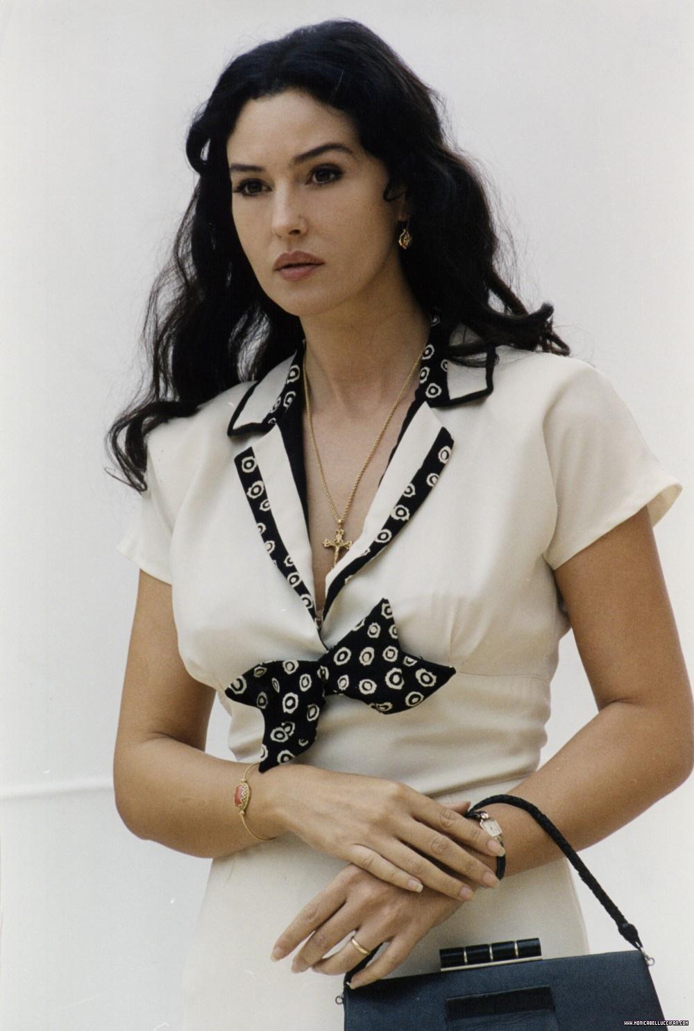 Monica bellucci movies