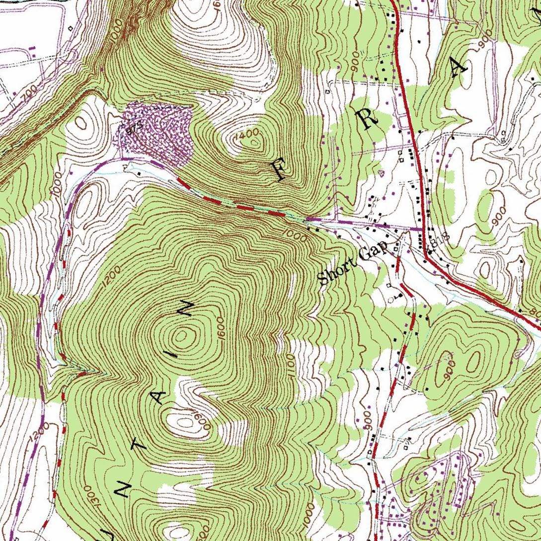 i have rotated the short gap topographic map and the tc2m map will look something like this