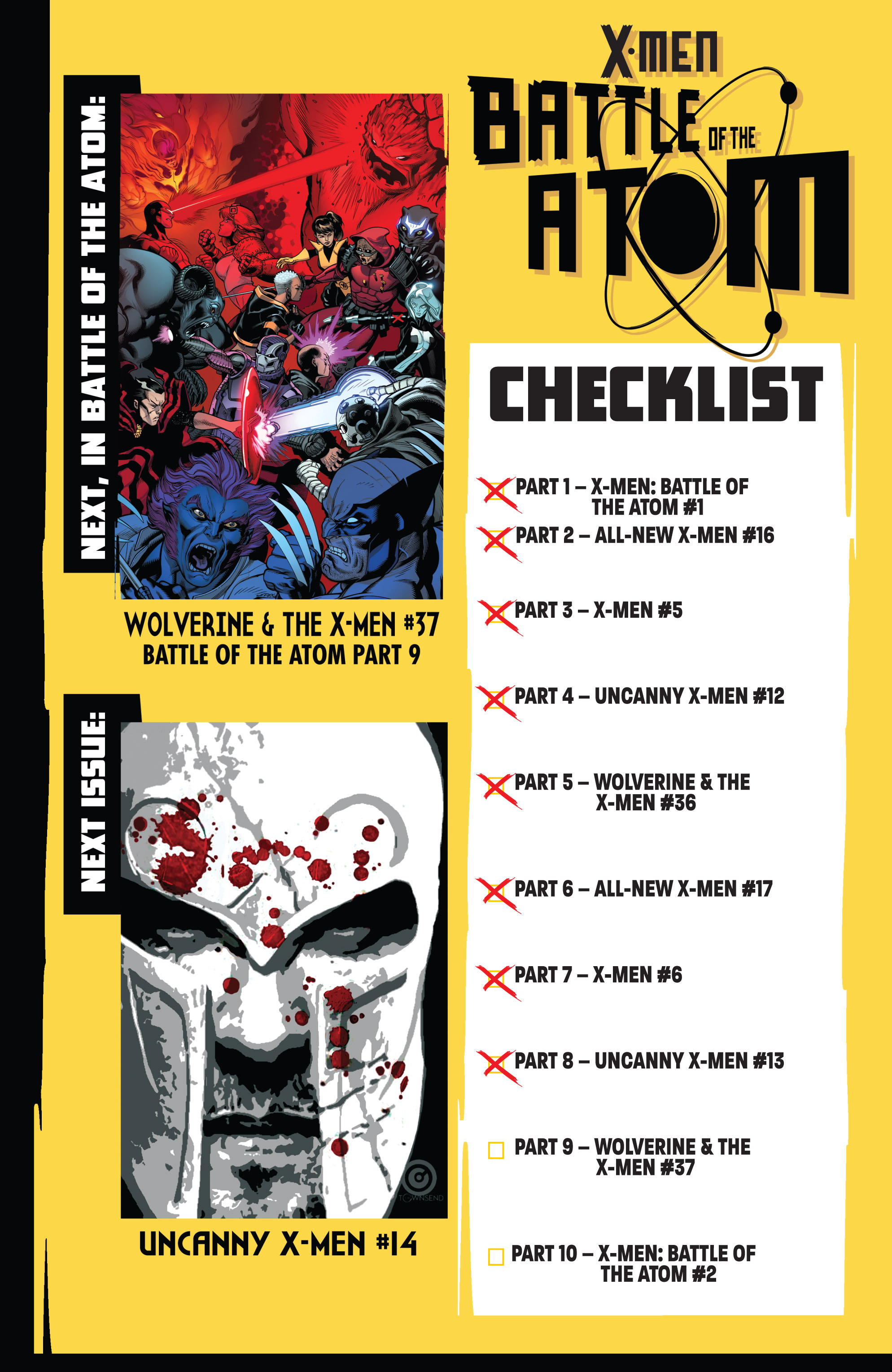 Read online Uncanny X-Men (2013) comic -  Issue #13 - 20