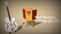 Neil Young - Gibson GA-79T Stereo Amp
