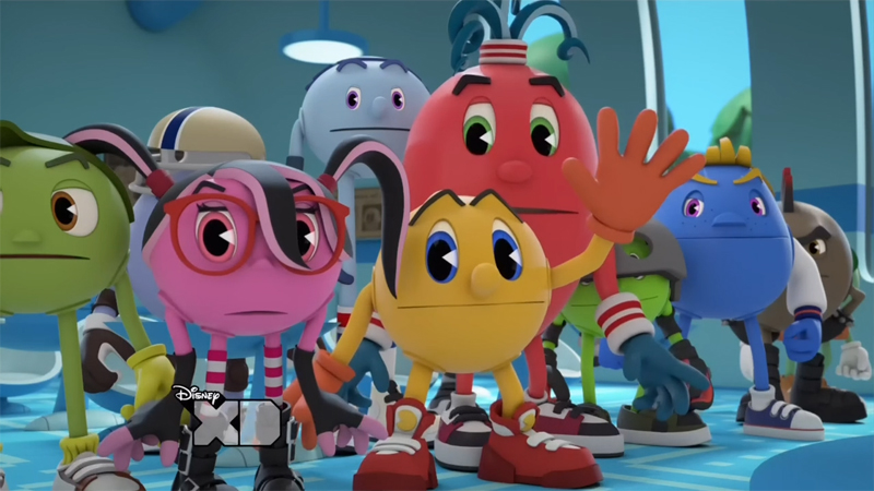 She S Fantastic Pac Man And The Ghostly Adventures Pinky