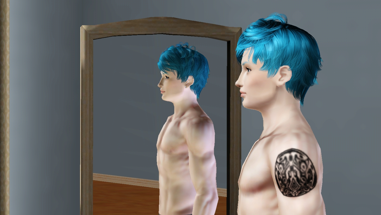 McCall's Creation: Jacob Black's Tattoo