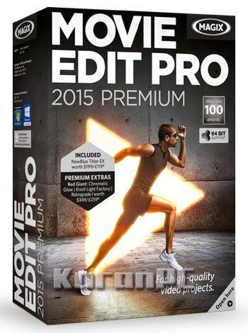 MAGIX Movie Edit Pro 2015 Premium 14.0.0.166