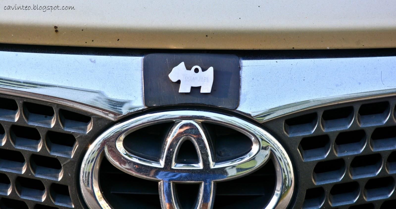 Entree Kibbles: Scrapping / De-Registering my Toyota Vios Car at ...