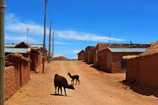 Cerrillos, una población de unos 20 habitantes