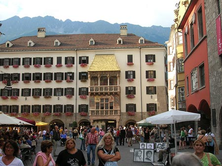 Tettuccio D'Oro - Innsbruck