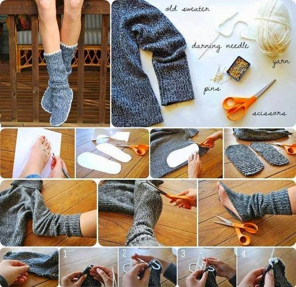 Home made things  fashion crazyixt