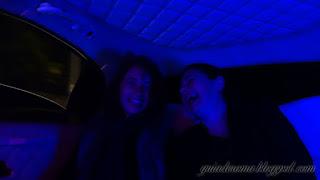 limousine roma guia noite passeio - Passeio noturno de limousine em Roma