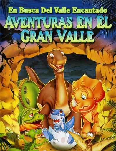 ver En busca del valle encantado 2: Aventuras en el gran valle (1994) Online