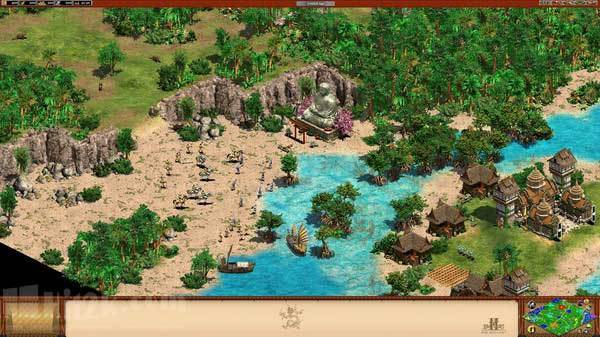 Age of Empire II HD: Rise of Rajas-RELOADED Free Download