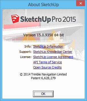 SketchUp Pro 2015 Full Crack | MASTERkreatif