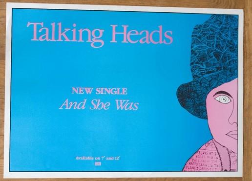 Lirik Lagu And She Was Talking Heads Asli dan Lengkap Free Lyrics Song