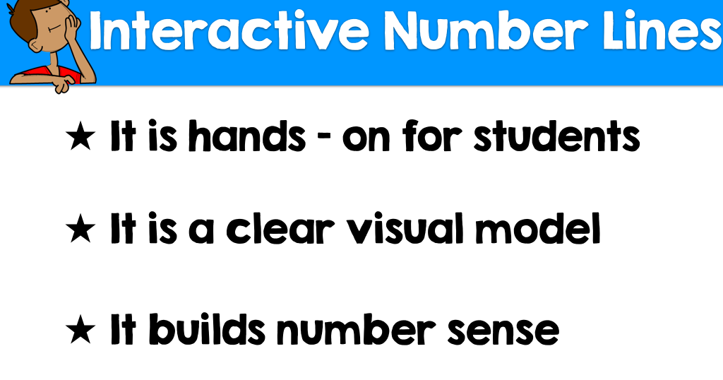 Mr Elementary Math: Interactive Number Lines: A Number Sense Builder