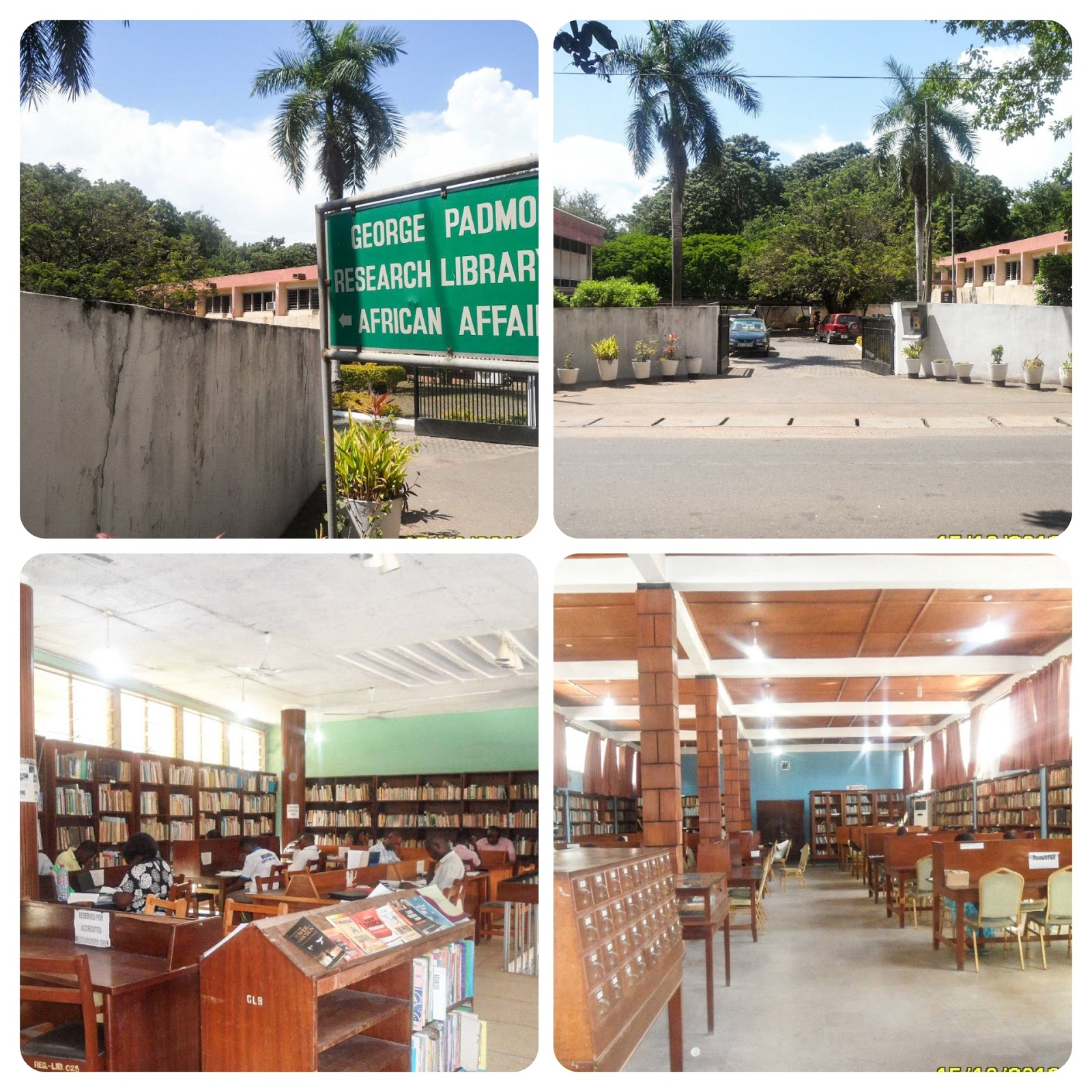 Image result for george padmore center in accra