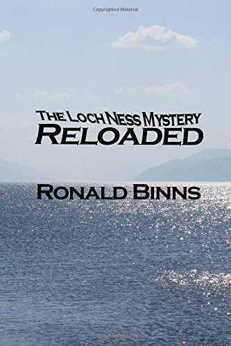 """the mystery of the loch ness monster If you didn't figure out from the title that """"loch ness"""" was going to be one of those what-lies-beneath-the-surface mystery series, the first image."""