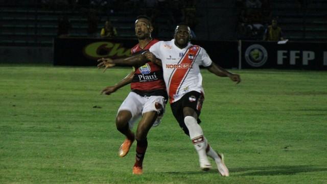 Rivengo termina empatado por 1x1 no Lindolfo Monteiro