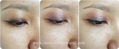 Cara Menggunakan Eyeshadow