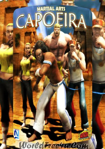 Cover Of Martial Arts Capoeira Full Latest Version PC Game Free Download Mediafire Links At worldofree.co