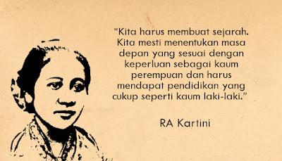 R.A Kartini Tokoh Inspiratif Wanita dan Pejuang Emansipasi Wanita