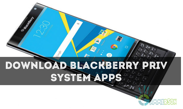 APK]Download Blackberry Priv System apps(Launcher,keyboard and Calendar)