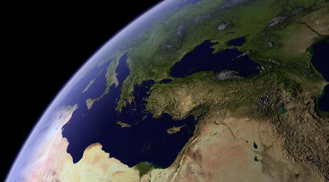 Τρομακτικές πλέον οι θετικές ανακατατάξεις στην Ανατολική Μεσόγειο