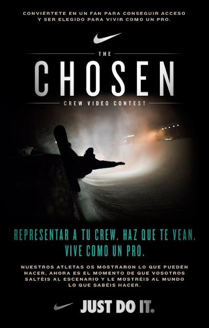 The Chosen, la nueva campaña de Nike con Julian Wilson Alejo Muniz, Monyca Byrne-Wickey, Michel Bourez, Kolohe Andino, Monica Byrne Wickey, y Malia Manuel