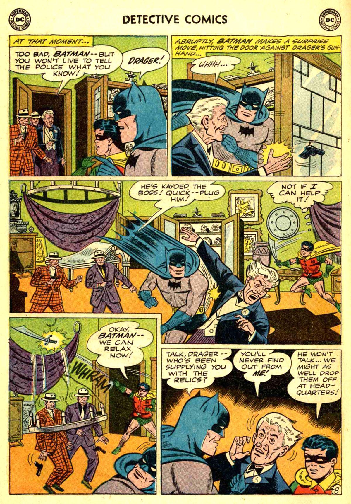 Detective Comics (1937) 285 Page 9