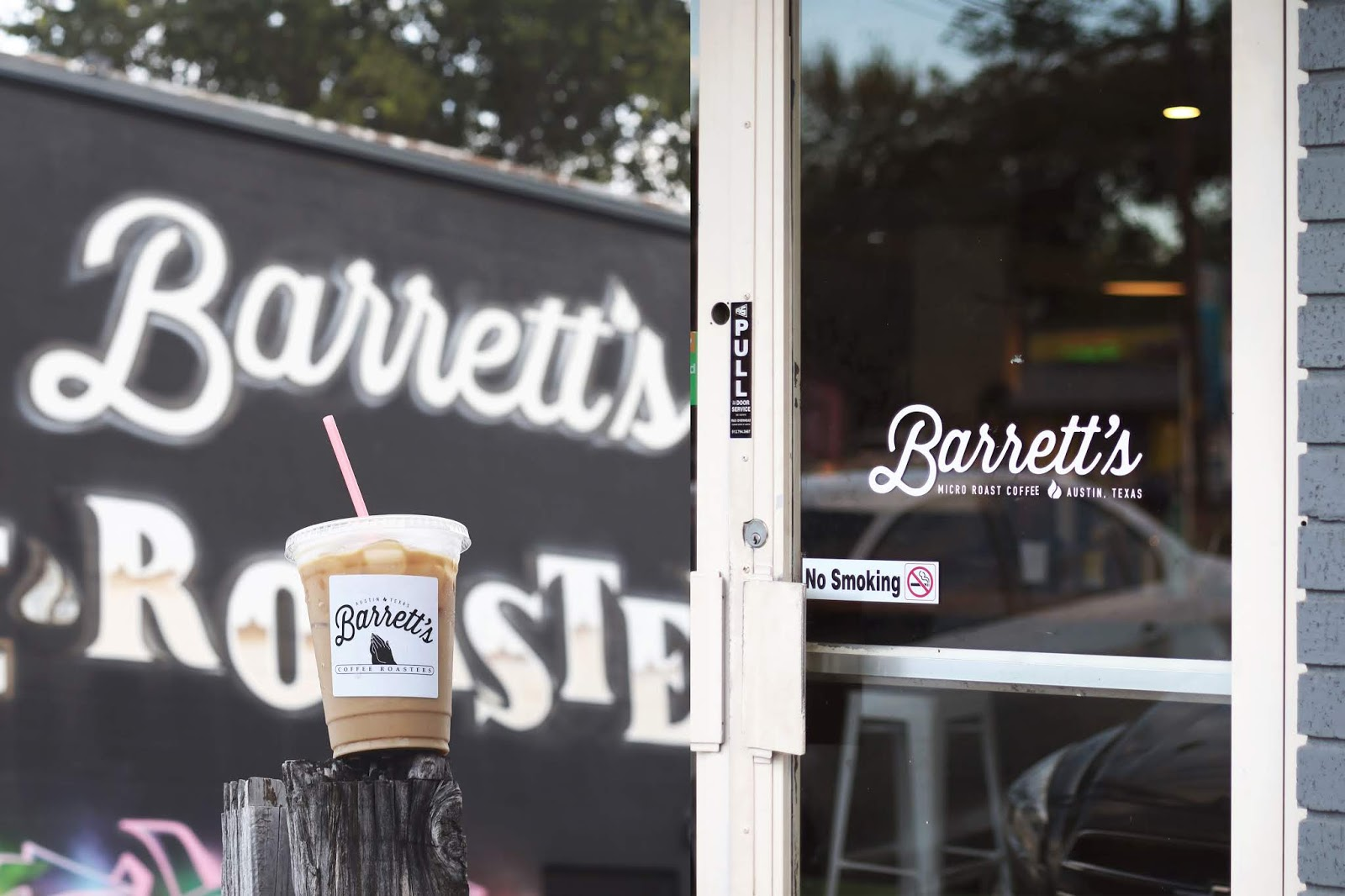 Barrett's Austin, Iced Coffee, Cozy Coffee Shop, Coffee Shops Vibe