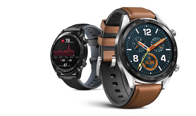مميزات ومواصفات الساعة الذكية الجديدة Huawei Watch GT