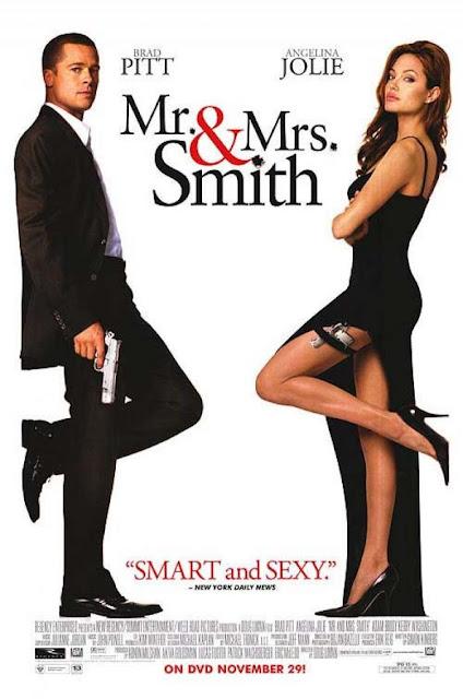 Mr and Mrs Smith นายและนางคู่พิฆาต