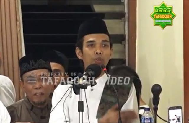 Waketum MUI Sesalkan Kejadian yang Menimpa Ustaz Abdul Somad
