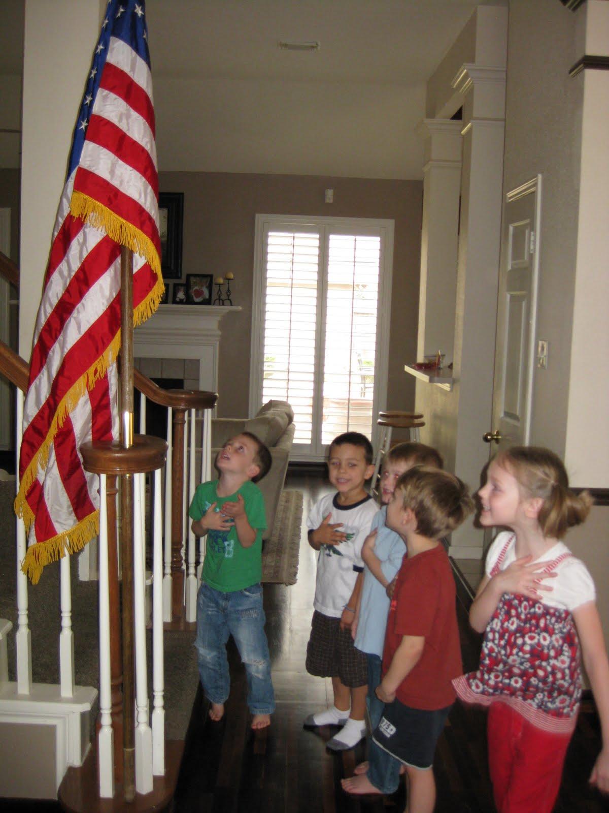 Little Lawtons Presidents Day Preschool