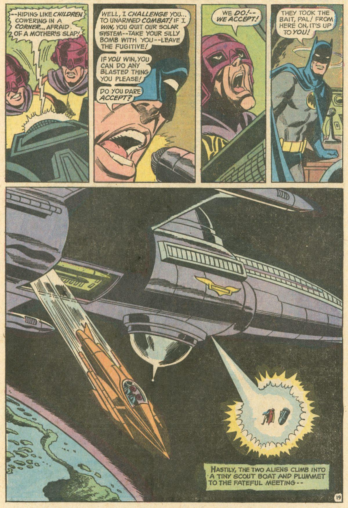 Read online World's Finest Comics comic -  Issue #211 - 23