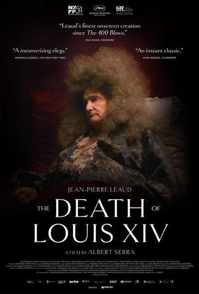 Film The Death of Louis XIV 2017 Bioskop