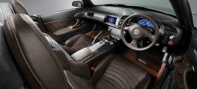 2018 HONDA S2000 INTERIOR