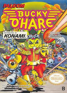 Bucky O'Hare (BR) [ NES ]