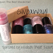 Madison Street Beauty GIVEAWAY!