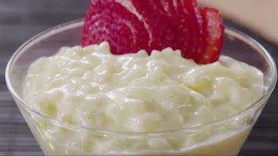 Rice Pudding Delicious