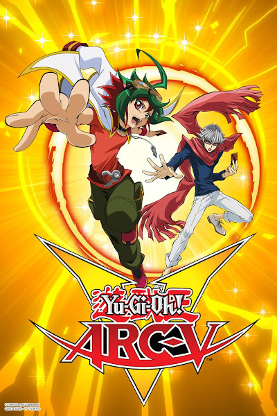遊☆戯☆王 アーク・ファイブ ARC-V , TV , Anime , HD , 2014 , Action, Game, Fantasy, Shounen . TV Tokyo, Nihon Ad Systems, Marvelous AQL ,Studio Gallop