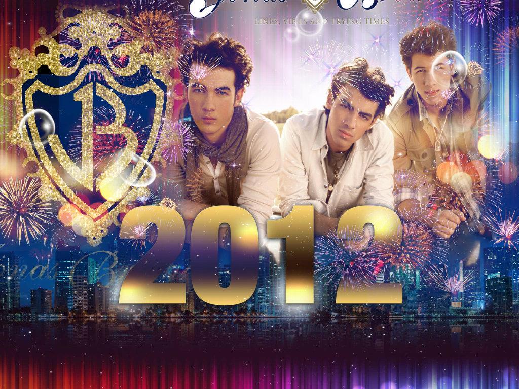 Hollywood jonas brothers rock band wallpapers 2012 - Jonas brothers blogspot ...