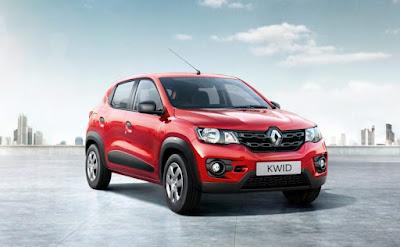 2016 Renault Kwid 1.0 MT